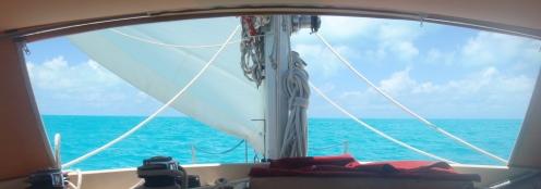 Sail in the Bahamas